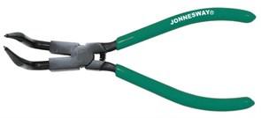 Съемник внутренних стопорных колец Jonnesway удлиненный 216 мм P9508C