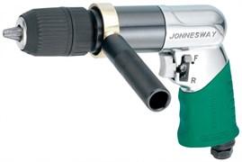 Пневматическая дрель с реверсом Jonnesway 1-13 мм JAD-1027