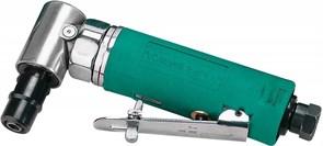 Пневматическая угловая бормашина Jonnesway 155 мм с насадками, 15 предметов JAG-0913RMK
