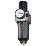 "Фильтр-сепаратор с регулятором давления для пневмоинструмента Jonnesway 1/4"" JAZ-6714"