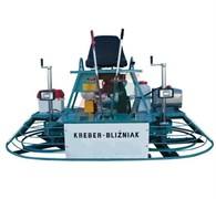 Бензиновая затирочная машина Kreber K-446-2-T