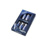 Комбинированный набор отверток Witte Maxxpro PZ/шлиц 5 шт 653866