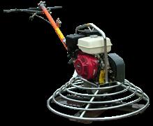 Бензиновая затирочная машина Belle Pro 900M EX17 Robin, с регулятором поворота лопастей