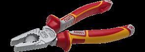Диэлектрические пассатижи NWS СombiMax 165 мм 109-49-VDE-165