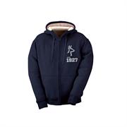 Куртка Winter Sweat, размер XL, полистер 20%, хлопок 80%, 380 g/m2 Kapriol 28352