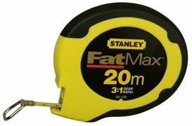 Рулетка FATMAX 20M с метал. лентой Stanley 0-34-133
