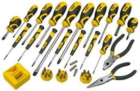 Набор отверток и инструментов 39 пр. STHT0-62114 Stanley 0-62-114