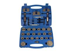 Комплект для установки поршней суппортов дисковых тормозов, 31 пр. KING TONY 9BC23