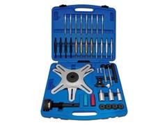 Комплект инструментов для ремонта и обслуживания сцепления KING TONY 9AK21