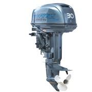 Двухтактный лодочный мотор Mikatsu M30FES