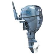 Четырехтактный лодочный мотор Mikatsu MF15FЕL