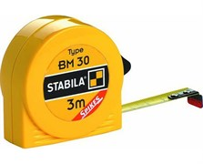 Рулетка Stabila BM 30 8м х 25мм 16452