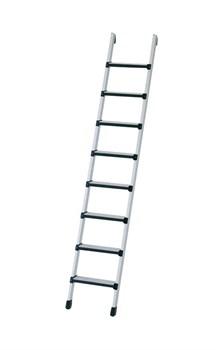 Анодированная приставная лестница Zarges Z600 8 ступеней 41014 - фото 100030