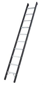 Анодированная приставная лестница Zarges Z600 10 ступеней 41137 - фото 100053