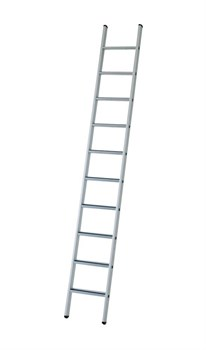 Анодированная приставная лестница Zarges Z600 14 ступеней 41364 - фото 100068