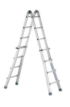 Телескопическая шарнирная лестница Zarges Z600 4х4 41930 - фото 100137
