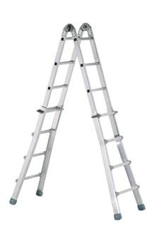 Телескопическая шарнирная лестница Zarges Z600 4х5 41931 - фото 100140