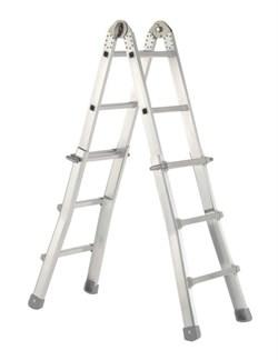 Телескопическая шарнирная лестница Zarges Z600 4х3 41934 - фото 100146