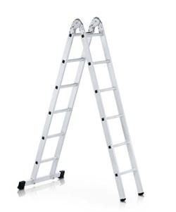 Многоцелевая складная двухсекционная лестница Zarges Z600 2х8 41943 - фото 100149