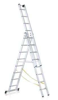 Алюминиевая трехсекционная лестница Zarges Z600 3x12 41523 - фото 100159