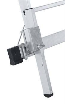 Алюминиевый удлинитель стойки Zarges для поперечных траверс 40925 - фото 100424