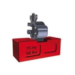 Балластный груз Zarges 10 кг для консоли Z600 42912 - фото 100502