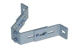 Анкер Zarges для крепления к стене, регулируемый, 120 - 180 мм 47538 - фото 100680