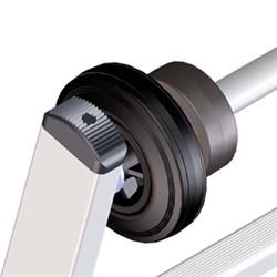 Мачтовый ходовой механизм Zarges для лестниц из пластика 8506 - фото 100810