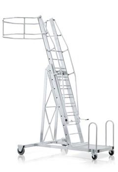 Лестница для цистерн Zarges Z600 591000 - фото 100815