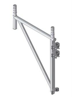 Алюминиевые консоли Zarges Z600 42962 - фото 100874