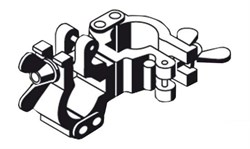 Алюминиевое сцепление вышки Zarges 42971 - фото 100875