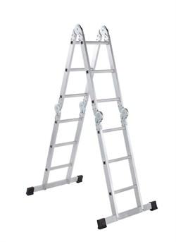 Шарнирная лестница трансформер Zarges Z300 2x3+2x4 42381 - фото 101133