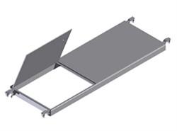 Платформа Zarges Z500 Compact с люком 42725 - фото 101161
