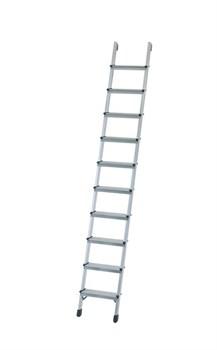 Алюминиевая приставная лестница Zarges Z500 10 ступеней 41606 - фото 101317