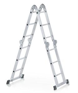 Шарнирная лестница трансформер Zarges Z500 4x4 41184 - фото 101395