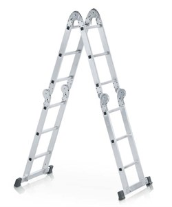 Шарнирная лестница трансформер Zarges Z500 4x5 41185 - фото 101398