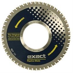 Отрезной диск ТСТ 165 для электротруборезов Exact Pipecut - фото 101654