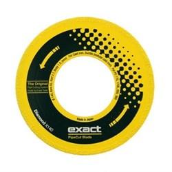 Отрезной диск DIAMOND X140 для электротруборезов Exact Pipecut - фото 101666