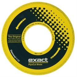 Отрезной диск DIAMOND X165 для электротруборезов Exact Pipecut - фото 101667