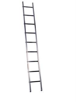 Алюминиевая приставная лестница Centaure BS 10 ступеней 242110 - фото 101782
