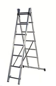 Двухсекционная лестница Centaure WT2 2x7 223207 - фото 101786