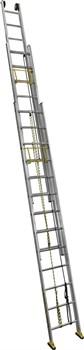 Алюминиевая выдвижная лестница Centaure C3 NEW с тросом 3х10 414610 - фото 101802