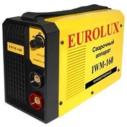 Сварочный инвертор Eurolux IWM160 - фото 112997
