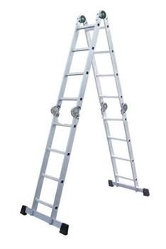 Лестница трансформер Centaure 4х4 P450744 - фото 114024