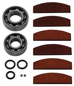 Ремкомплект для пневмогайковерта JAI-0406 Jonnesway JAI-040-RK - фото 117020