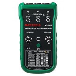 Индикатор чередования фаз Mastech MS5900 - фото 120903