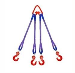 Четырехветвевый текстильный строп TOR 4 м 1,25 т - фото 154855