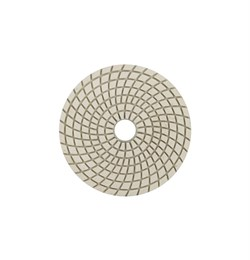 Алмазный гибкий шлифовальный круг Черепашка 125 мм №30 Trio-Diamond 350030 - фото 155007