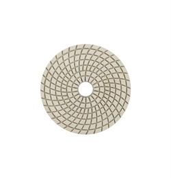 Алмазный гибкий шлифовальный круг Черепашка 125 мм №400 Trio-Diamond 350400 - фото 155009