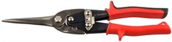 Рычажные прямые удлиненные ножницы по металлу Зубр Мастер 300 мм 23123 - фото 155639